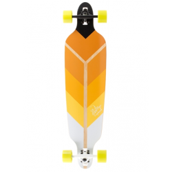 2019 VOLTAGE DIRECTIONAL DT LONGBOARD DROP-THROUGH SKATES COMPLETI