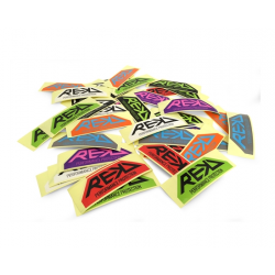 2019 REKD PACK (50 STICKERS) ADESIVI