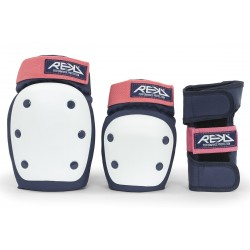 2019 REKD HEAVY DUTY TRIPLE PAD SET