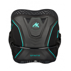 2019 AIRUSH AK BLACK&TEAL SYNTH HARNESS KITE