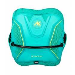 2019 AIRUSH AK TEAL&LIME SYNTH HARNESS KITE