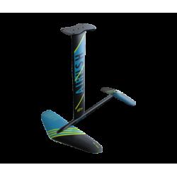 2019 AIRUSH FOIL ALU 80cm FREERIDE COMPLETE PINNE KITE
