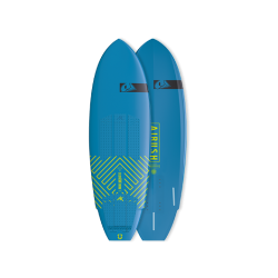 2019 AIRUSH CUSTOM EPOXY MINI MONSTER CONVERT TAVOLE KITEBOARD