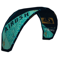 2019 AIRUSH UNION REEFER BLUE V4 ALI KITE