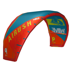 2019 AIRUSH WAVE ACID TEAL V8 ALI KITE