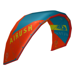 2019 AIRUSH ULTRA II ACID TEAL ALI KITE