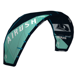 2019 AIRUSH DIAMOND MIDNIGHT TEAL V4 ALI KITE