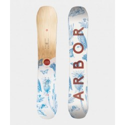 2019 ARBOR SWOON CAMBER WOMEN'S SNOWBOARD TAVOLE