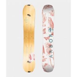 2019 ARBOR SWOON SPLITBOARD WOMEN'S SNOWBOARD TAVOLE