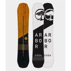 2019 ARBOR CODA ROCKER MEN'S SNOWBOARD TAVOLE