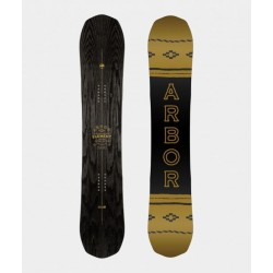 2019 ARBOR ELEMENT BLACK ROCKER MEN'S SNOWBOARD TAVOLE
