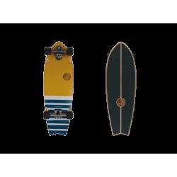 """2019 SLIDE 32"""" FISH MARRAJO SURFSKATE"""