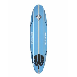 "2019 CBC SCOTT BURKE 7'6"" MALIBU SOFTBOARD TAVOLE SURF SOFT"