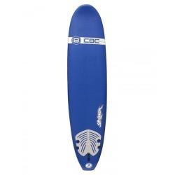 "2019 CBC SLASHER LONGBOARD 8'0"" SOFTBOARD TAVOLE SURF SOFT"