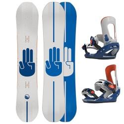 2020 BATALEON CHASER SET SNOWBOARD