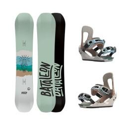 2020 BATALEON SPIRIT SET SNOWBOARD