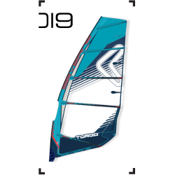 2019 SEVERNE TURBO VELA WINDSURF