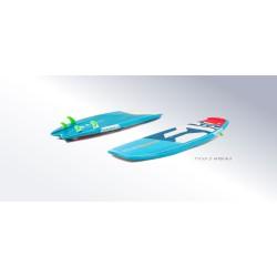 2020 STARBOARD HYPER NUT BLUE CARBON TAVOLE SUP