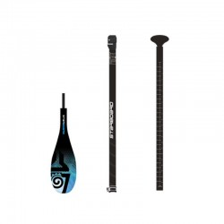 2020 STARBOARD 3 PIECE HYBRID 29mm S35 TIKI TECH BLUE LIMA PAGAIA SUP