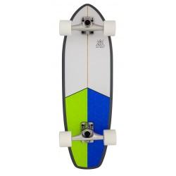 D STREET SURF SKATE TIDAL 29.875 X 10''