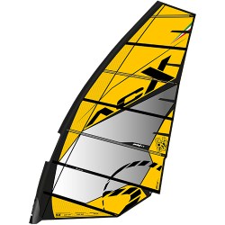 2020 POINT-7 AC-X SL NO CAM VELA WINDSURF