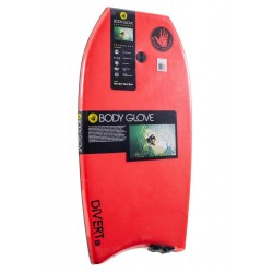 Body Glove Body Board Divert 37'' RED