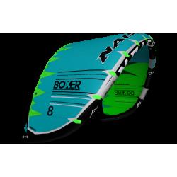 2020 NAISH TEAL/GREEN BOXER ALI KITEBOARD