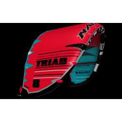 2020 NAISH RED/TEAL TRIAD ALI KITEBOARD