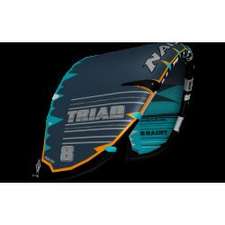 2020 NAISH GREY/TEAL TRIAD ALI KITEBOARD