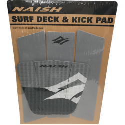 2020 NAISH FOIL SURF DECK & KICK SET PAD ACCESSORI KITE / SUP / WINDSURF / SURF