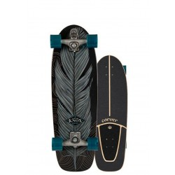 2019 CARVER KNOX QUILL SURF SKATE LONGBOARD
