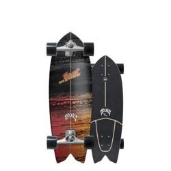 2019 CARVER PSICHO KILLER SURF SKATE LONGBOARD