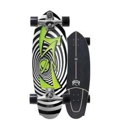 2019 CARVER MAYSYM SURF SKATE LONGBOARD