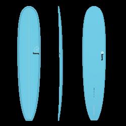 "2020 TORQ 9'6"" LONGBOARD PINLINE BLUE+PINLINE TAVOLA SURF"