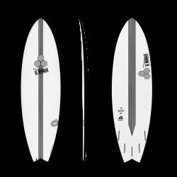 2020 TORQ POD MOD BLACK RAIL+PINLINE TAVOLA SURF