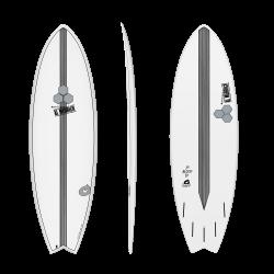 """2020 TORQ 6'2"""" POD MOD+PINLINE TAVOLA SURF"""