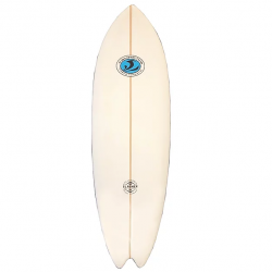 "2020 CBC 6'2"" SLASHER WHITE, SQUARE TAIL, LEASH & LONGHERONE TAVOLA SURF SOFT"