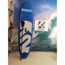 2020 SIDEON DOUBLE LAYER 10'5'' x 32'' x 5'' WINDSUP GONFIABILE PACKAGE