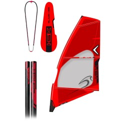 Vela da Windsurf Severne XS-1 PACKAGE