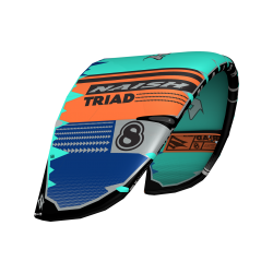 2021 NAISH TRIAD BLUE ORANGE ALI KITEBOARD