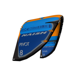 2021 NAISH PIVOT BLUE ORANGE ALI KITEBOARD