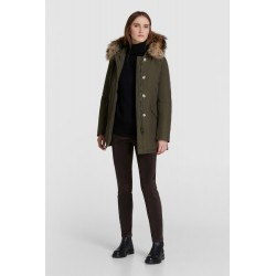 ARTIC PARKA DF REMOVIBILE I DHG 020002 EU: M I US: S IDark Holly Green I