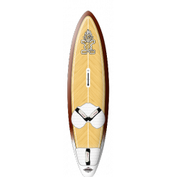 Tavola da Windsurf STARBOARD QUAD WAVE WOOD 2016