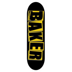 BAKER DECK TEAM MODEL BRAND LOGO