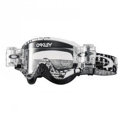 OAKLEY M2 Frame XL polished white - fire iridium