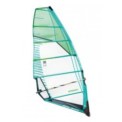 2017 GUNSAILS STREAM NO CAM 4/5 STECCHE VELA DA WINDSURF
