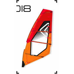 2018 SEVERNE FREEK VELA WINDSURF