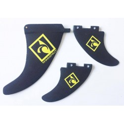 WINDSPIRIT CONCEPT FINS SET THRUSTER