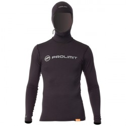 PROLIMIT INNERSYSTEM 1 ST LAYER TOP HOODED - CORPETTO CON CAPPUCCIO E MANICHE LUNGHE NEOPRENE INVERNALE WINDSURF KITE SURF