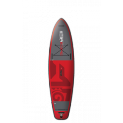 "2018 STARBOARD INFLATABLE 11'0""X34"" RED DELUXE STREAM RIVER/WHITE WATER TAVOLE SUP"